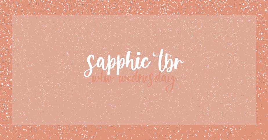 sapphic tbr // wlwwednesday