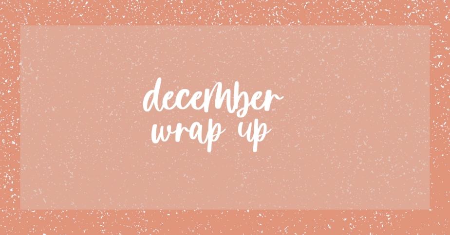 📚 december wrap up📚