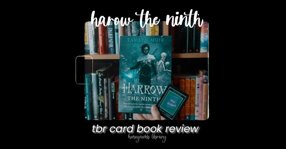 REVIEW Harrow theNinth